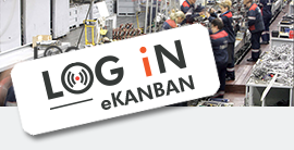 LOG IN eKANBAN