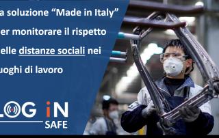 LOG iN - Safe